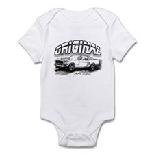 Original MustangW Infant Bodysuit