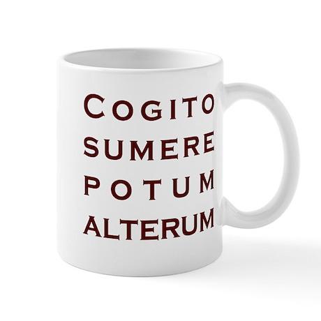 I Think I'll Have Another Dri Mug