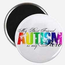 My Best Friend My Hero - Autism Magnet