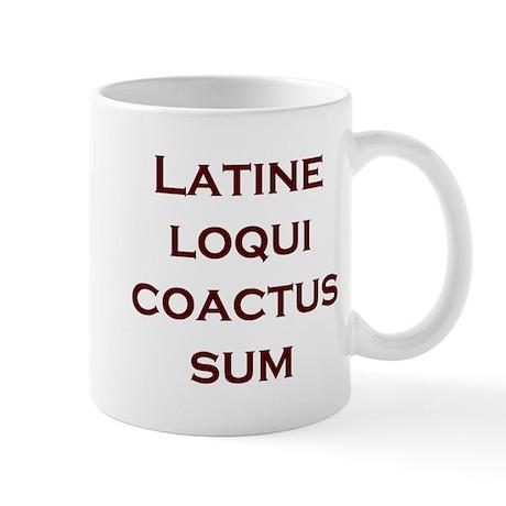 I Have This Compulsion To Spe Mug