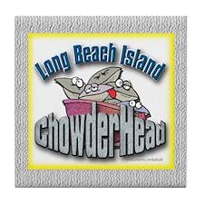 LBI Chowderhead... Tile Coaster