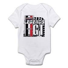 Muscle Mustang 4 Infant Bodysuit