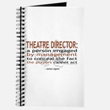 """Theatre Director ..."" Journal"