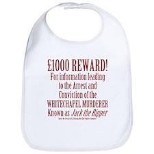 Jack the Ripper Reward Bib