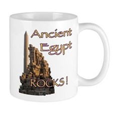 Karnak Egypt Rocks! Small Mug
