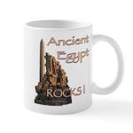 Karnak Egypt Rocks! Mug Mugs