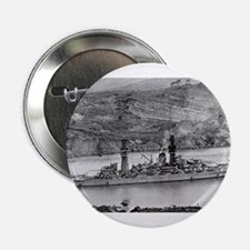 "USS Arizona Ship's Image 2.25"" Button"