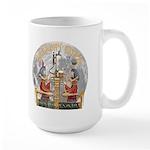 Pharaoh's Faucet Large Mug