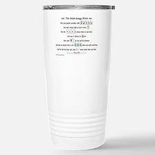 Wishes Travel Mug