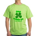 Don't Pinch Me CC Green T-Shirt