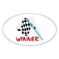 RACE TRACKER Decal