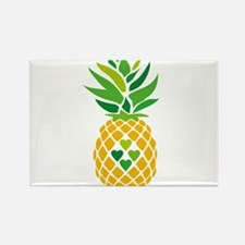 Pineapple Love Magnets