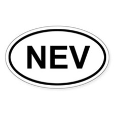 Nevis NEV Decal