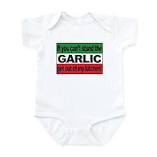 Garlic Infant Bodysuit