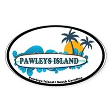 Pawleys Island SC Decal