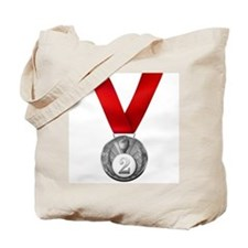 Second Place Tote Bag