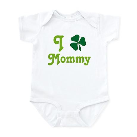 I Shamrock Mommy Infant Bodysuit