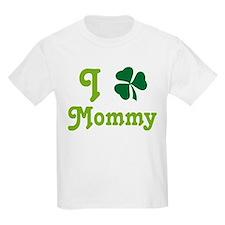 I Shamrock Mommy T-Shirt
