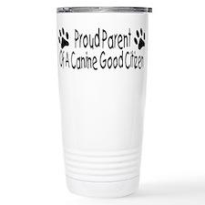 Canine Good Citizen Travel Mug