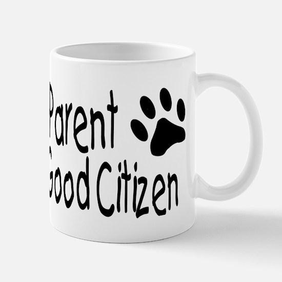Canine Good Citizen Mug