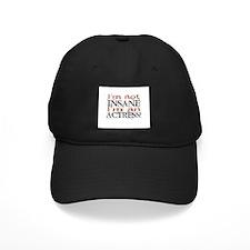 Insane actress Baseball Hat