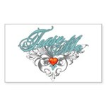 Tease Me Sticker (Rectangle 50 pk)