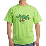 Tease Me Green T-Shirt