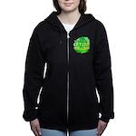 Pot/Kettle Women's Plus Size V-Neck Dark T-Shirt