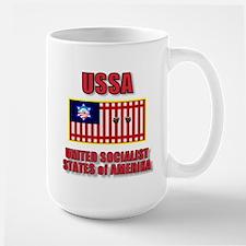 UNITED SOCIALIST STATES of AM Large Mug