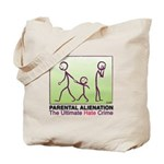 Parental Alienation Tote Bag