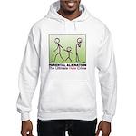 Parental Alienation Hooded Sweatshirt