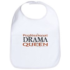 Professional Drama Queen Bib