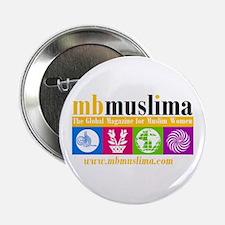 """MBM Logo 2.25"""" Button"""