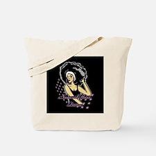 Natural Hair Queen Tote Bag