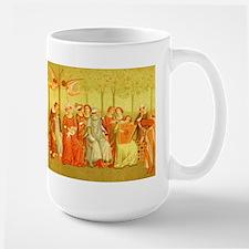 Ladies of Renaissance Large Mug