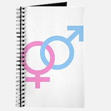 Male & Female Symbols Journal
