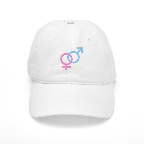 Male & Female Symbols Cap