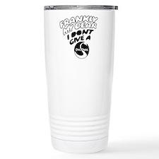 Don't Give a Dharma Travel Coffee Mug