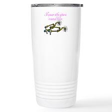Spurs Travel Mug