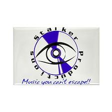 Stalker Productions Rectangle Magnet