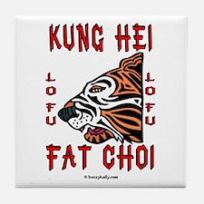 Kung Hei Fat Choi Tile Coaster,Yum Sing,China