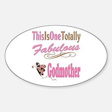 Totally Fabulous Godmother Decal