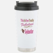 Totally Fabulous Godmother Stainless Steel Travel