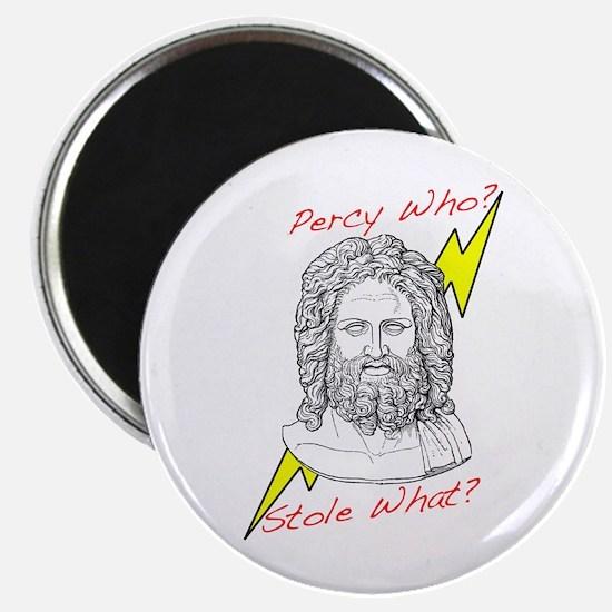 Percy Design 1 Magnet