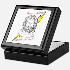 Percy Design 1 Keepsake Box