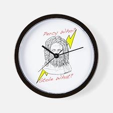 Percy Design 1 Wall Clock