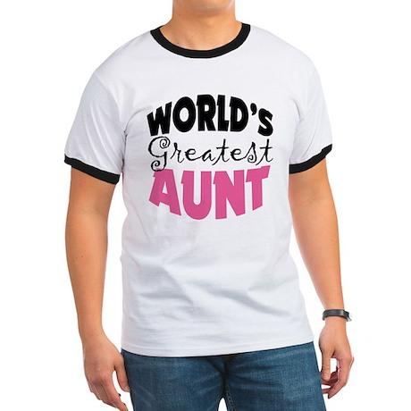 World's Greatest Aunt Ringer T