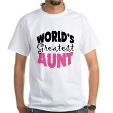 World's Greatest Aunt Shirt