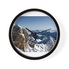 Cute Zugspitze Wall Clock
