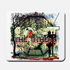 The Others Dharma Jungle Mousepad